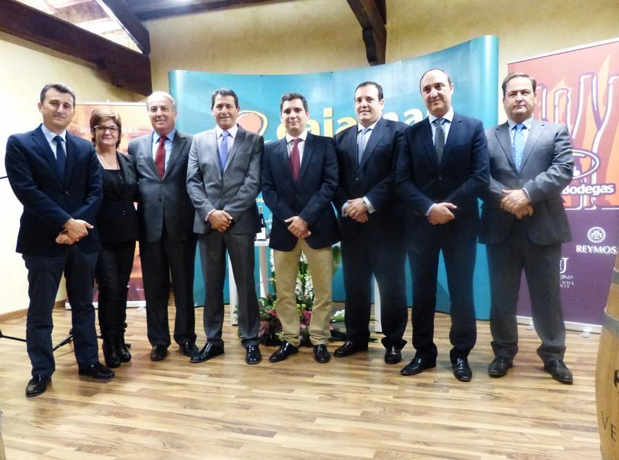 El premio de 2014 fue para Juan de Juanes, de Anecoop Bodegas | FOTO: sevi.net