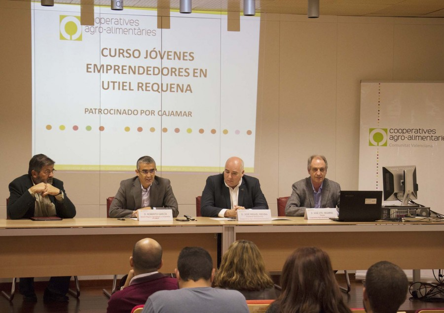 Curso Cooperatives Agroalimentaries Requena-Utiel