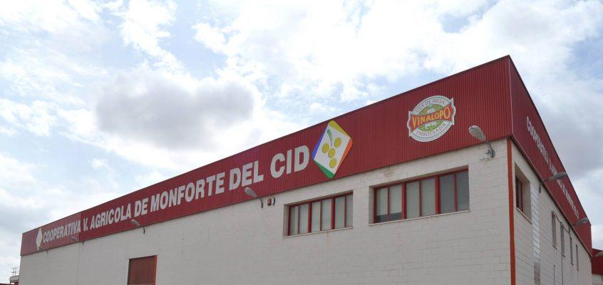 23 de febrero, jornada técnica para cooperativas en Monforte del Cid (Alicante)