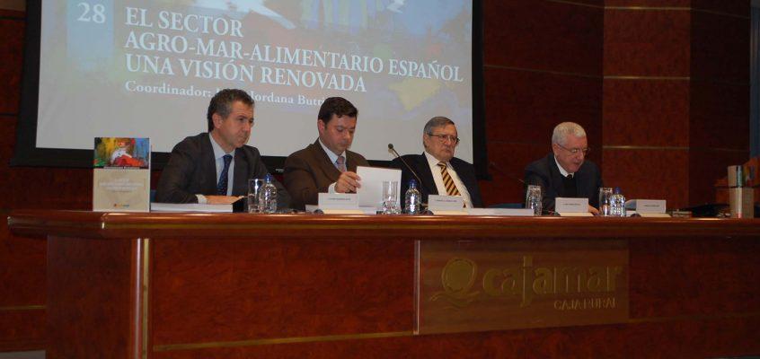 Cajamar destaca la potencia competitiva del sector agroalimentario en su nueva publicación