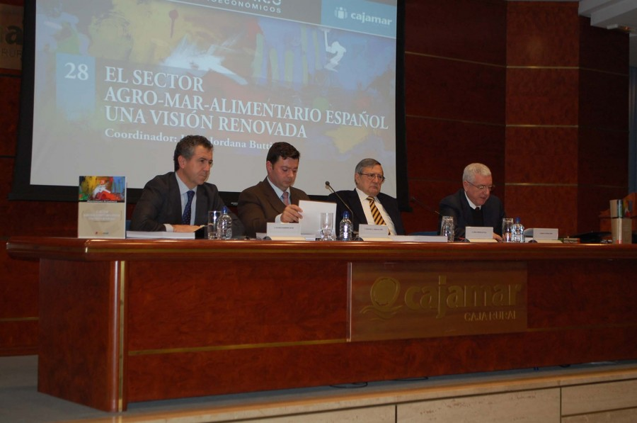 Presentación Mediterráneo Económico Valencia 2
