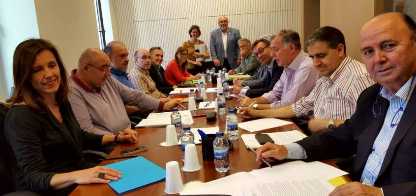 Federació participa en la reunión del grupo de trabajo que propondrá las bases de la nueva Ley que regulará el IVIA