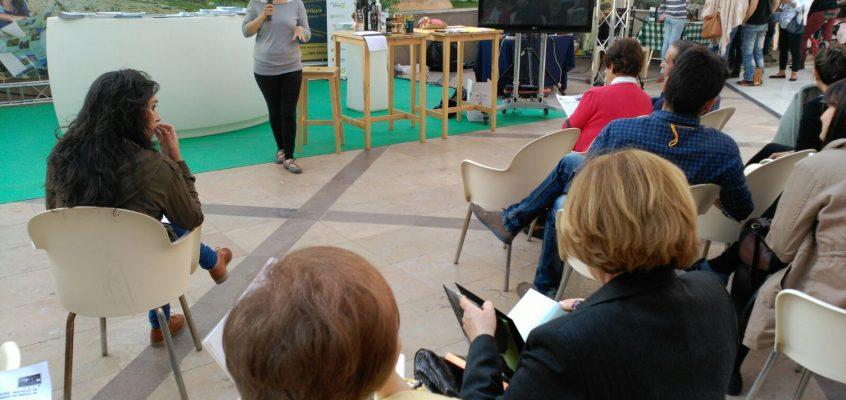Presentación de los #agritoursvalencia en Feria Natural