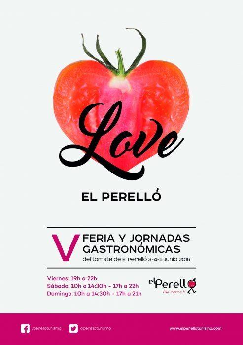 Folleto Feria Gastronómica PERELLÓ -1
