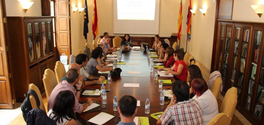 La sede de Federació acoge una jornada sobre gestión sostenible de biomasa de origen agrícola