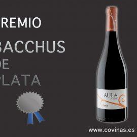 Aula Merlot 2014, premiado con un Bacchus de Plata