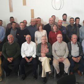 18 bodegas cooperativas de la zona Utiel-Requena concretan un proyecto de integración comercial de vino a granel