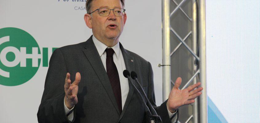 Puig pide la colaboración del sector para defender la agricultura mediterránea ante Europa en la nueva PAC