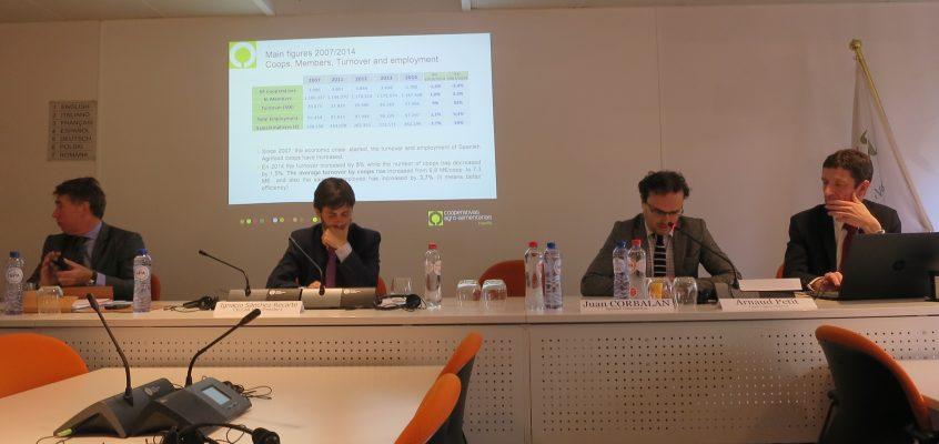 Cooperativas Agro-alimentarias de España presenta su posición en el sector del vino en una jornada UE-Mercosur
