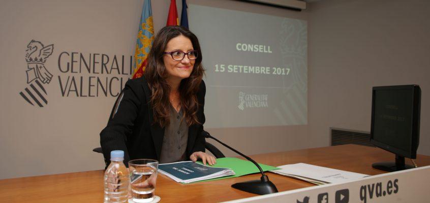 El Pleno del Consell aprueba el convenio entre la AVT y Federació