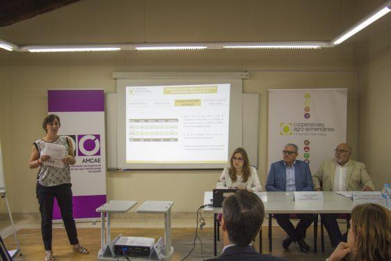 El número de consejeras en las cooperativas agroalimentarias valencianas aumenta un 29% entre 2013 y 2015