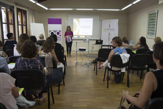 Valencia acoge un seminario sobre motivación, liderazgo y empoderamiento organizado por AMCAE