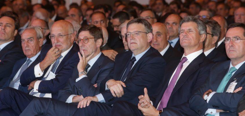 Federació asiste al encuentro por el Corredor Mediterráneo organizado por AVE en Madrid