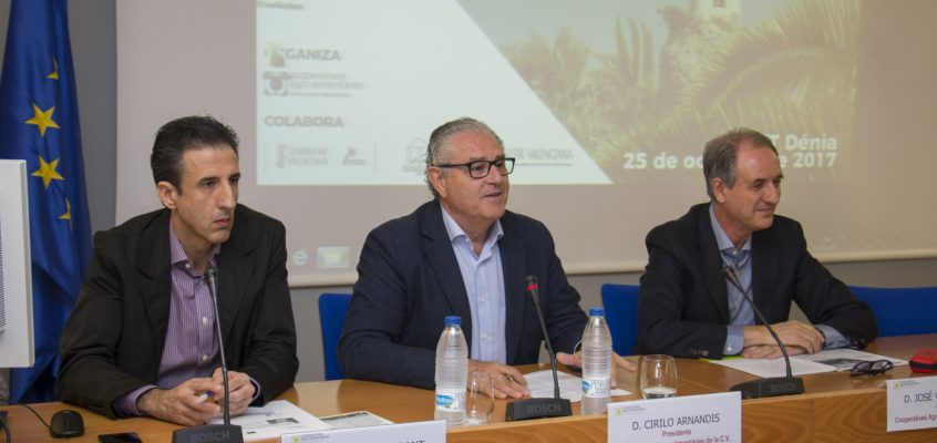 "Federació celebra en Dénia la jornada ""Retos del cooperativismo agroalimentario"""