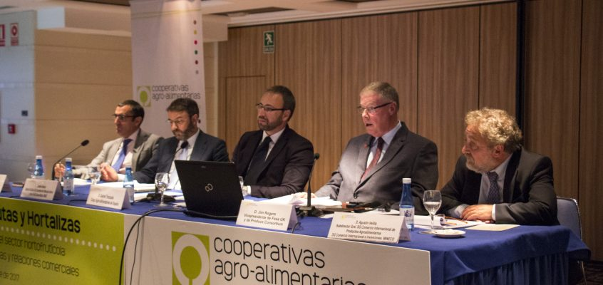 La apertura de nuevos mercados, principal reto para el sector hortofrutícola