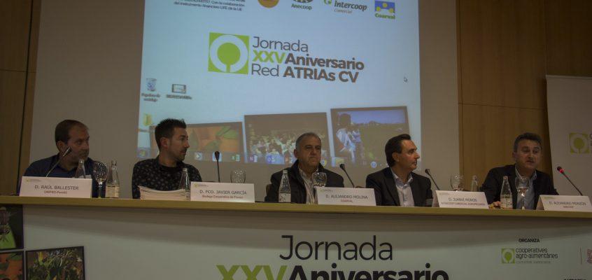 La Red de ATRIAs celebra en el IVIA su XXV Aniversario con la mirada puesta en el futuro