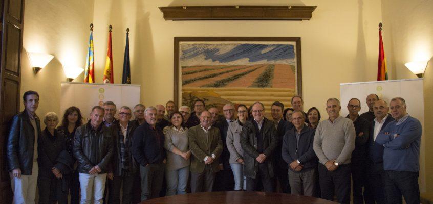 Cooperatives Agro-alimentàries de la Comunitat Valenciana homenajea a José Miguel Ferrer