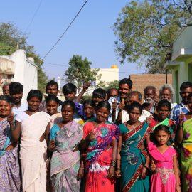 Un grupo de cooperativistas viaja a India con la Fundación Vicente Ferrer