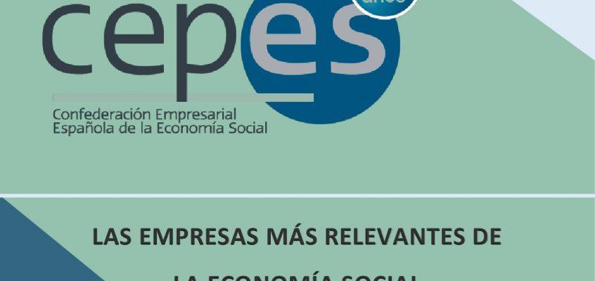 """26 cooperativas agroalimentarias valencianas, en el ranking de """"Empresas relevantes de Economía Social"""" de CEPES"""