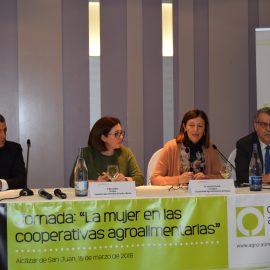 Más de 100 mujeres participan en una jornada sobre Igualdad en Castilla-La Mancha